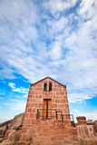 教堂西奈山 图库摄影