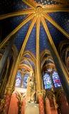 教堂降低 免版税库存图片