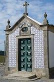 教堂,卡约埃尔考斯,葡萄牙 免版税库存图片