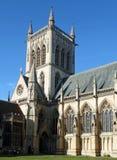 教堂,圣约翰` s学院,剑桥 免版税库存图片