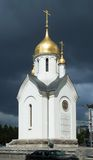教堂 免版税库存图片