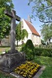 教堂suelchen 免版税库存图片