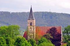 教堂suelchen 库存图片