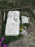 教士的坟墓 库存照片