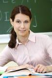 教师 免版税库存照片