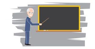 教授 免版税图库摄影