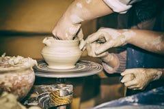 教的传统工艺 库存照片