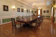 主教的职位的历史在俄罗斯 库存图片