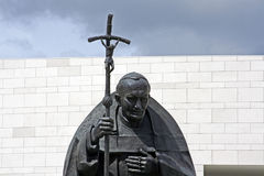 教皇 免版税图库摄影
