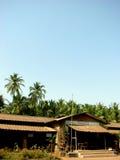 教育印第安农村 库存图片