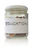 教育基金 免版税图库摄影