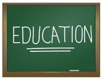 教育概念。 免版税库存图片