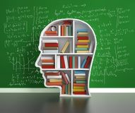 教育概念 免版税库存照片