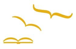 教育自由向量 免版税库存图片