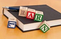 教育获得 免版税图库摄影