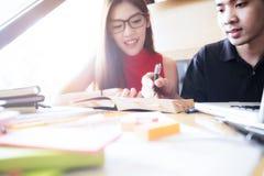 教育,会议,谈论概念 免版税库存照片