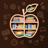 教育,学习和知识概念 库存照片