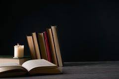 教育,知识概念 免版税库存图片