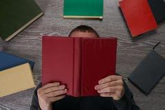教育,知识概念 免版税图库摄影