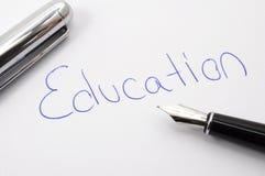 教育 免版税库存照片