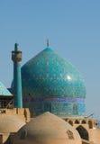 教长清真寺,伊斯法罕,伊朗 免版税图库摄影