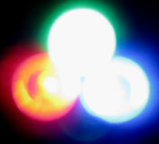 散发光的二极管 免版税图库摄影