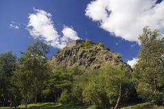 敦巴顿橡树园岩石 免版税图库摄影