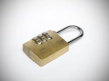 数字号码锁 图库摄影