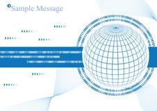 数字式世界 免版税图库摄影