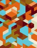 数字式抽象背景 免版税图库摄影