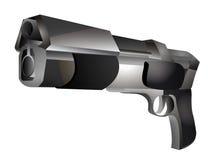 数字式枪 免版税库存图片