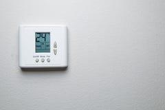 数字式气候控制 图库摄影
