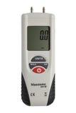数字式测压器 库存图片