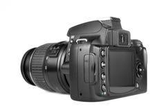 数字式照片照相机 图库摄影