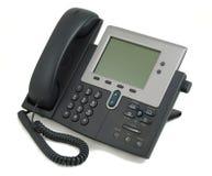 数字式现代电话 图库摄影