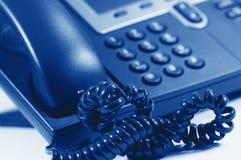数字式现代电话 免版税库存图片