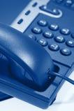 数字式现代电话 库存照片