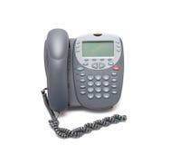 数字式现代电话 库存图片