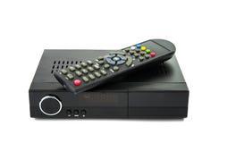 数字式电视 免版税库存图片