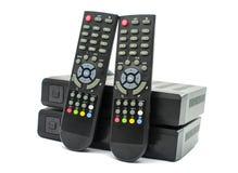 数字式电视 免版税图库摄影