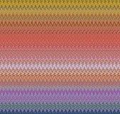 数字式绘画摘要飞溅声油漆混乱波浪三角样式在淡色背景中 向量例证