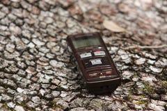 数字式记录器 免版税图库摄影