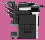 数字式通用打印机 库存照片