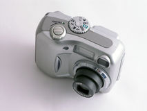 数字式1台照相机 免版税库存照片