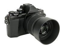 数字式mirrorless照相机 库存图片