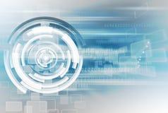 数字技术设计 免版税库存图片