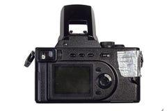 数字照相机的LCD屏幕 图库摄影