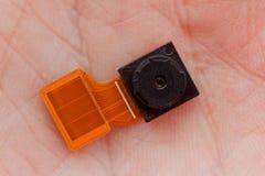 数字照相机透镜零件 库存图片