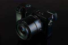 数字照相机 免版税图库摄影