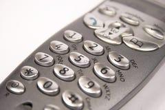 数字电话 免版税图库摄影
